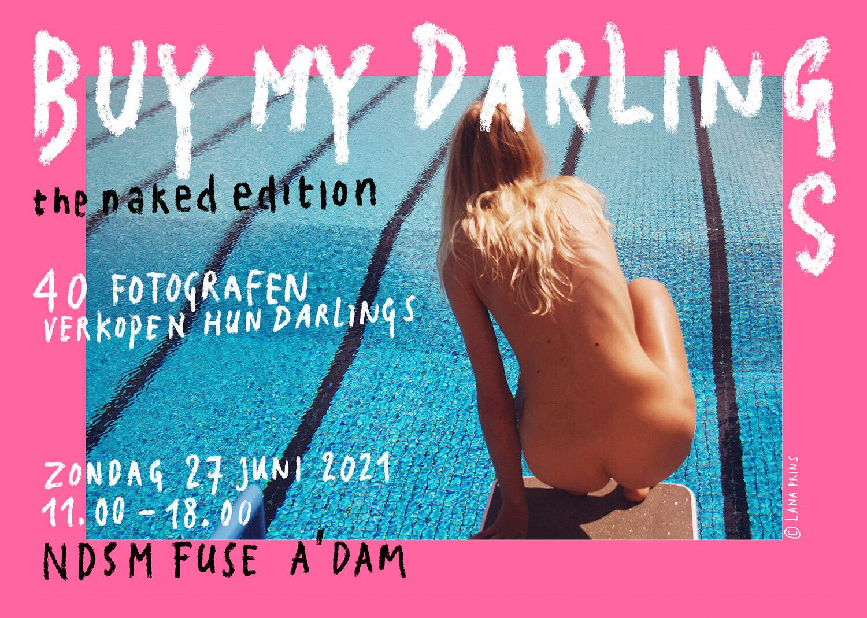 Buy My Darlings Naked Edition Art Market